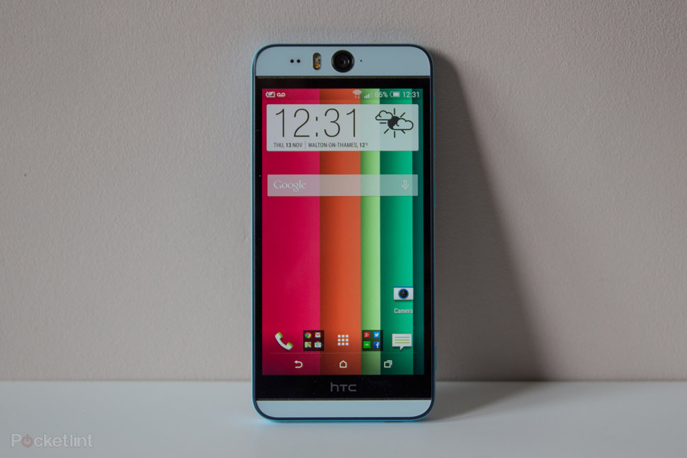 HTC Desire Eye review: A real eye-opener