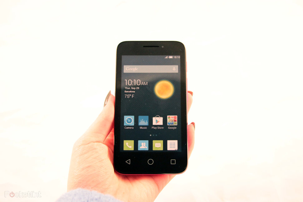 Alcatel OneTouch PIXI 3 pictures and hands-on - Pocket-lint