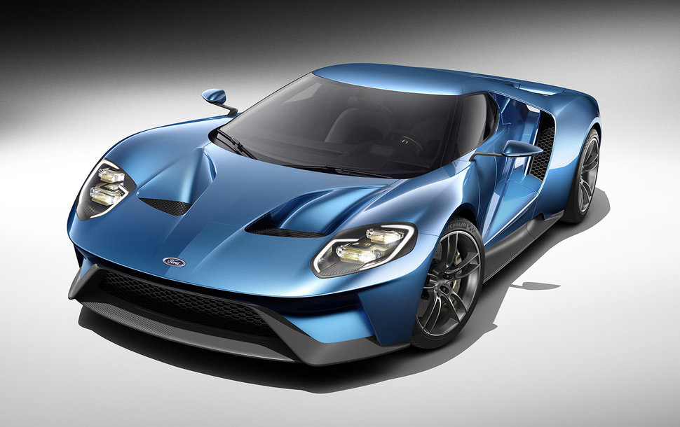Want To Drive The New Ford Gt Forza  For Xbox One Might Be Your Only