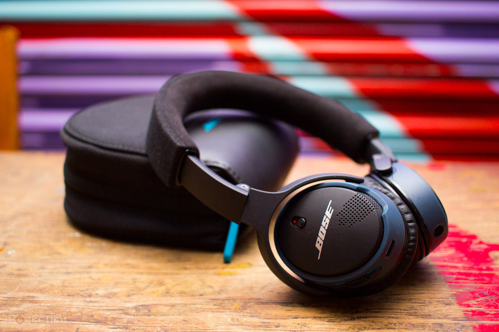 Bose on ear wireless headphones triple black review