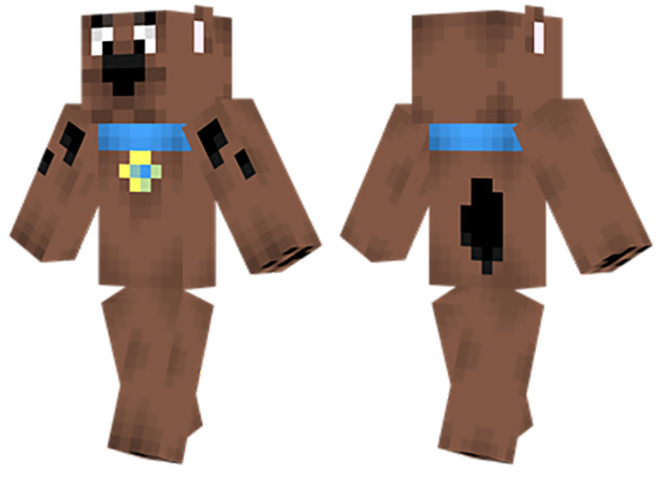 Best Minecraft skins in pictures: The Simpsons, Doctor Who, Sta