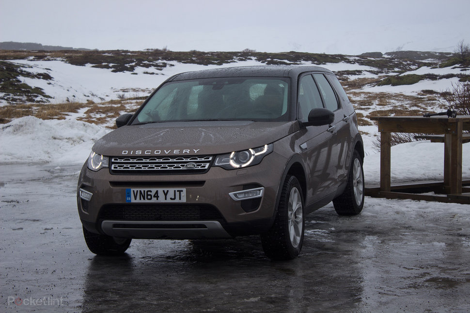 shares the disco spo autocar evoque car rover with of sport landrover many land first discovery mechanicals drives its review