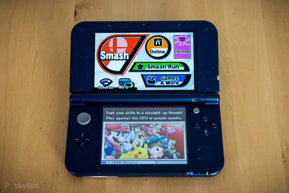 New Nintendo 3ds Xl Review Handheld Gaming Has Never Been
