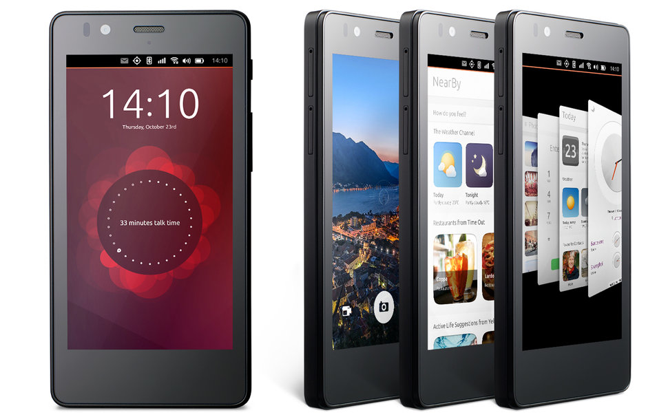 first ubuntu smartphone available to buy tomorrow but hurry it s limited image 1