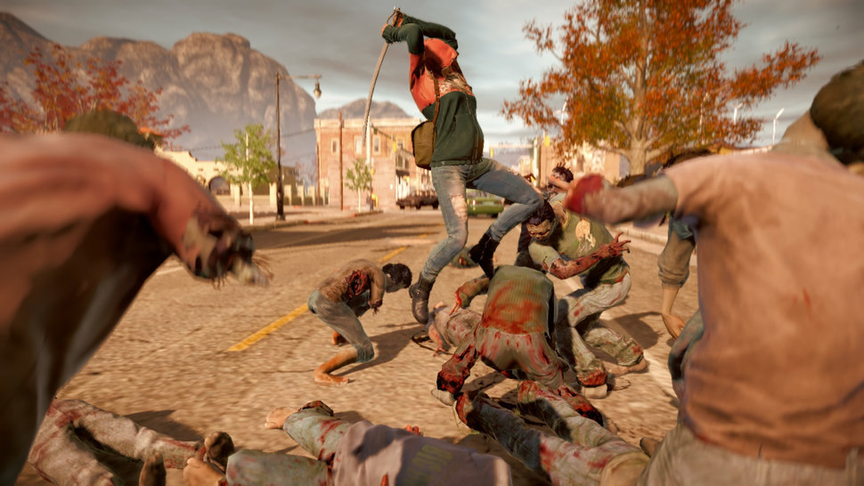 State Of Decay Xbox One Remaster Could Be The Only Zombie Game You