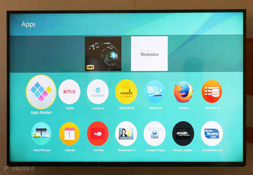 What does Firefox OS bring to Panasonic TVs? 10 key features ex