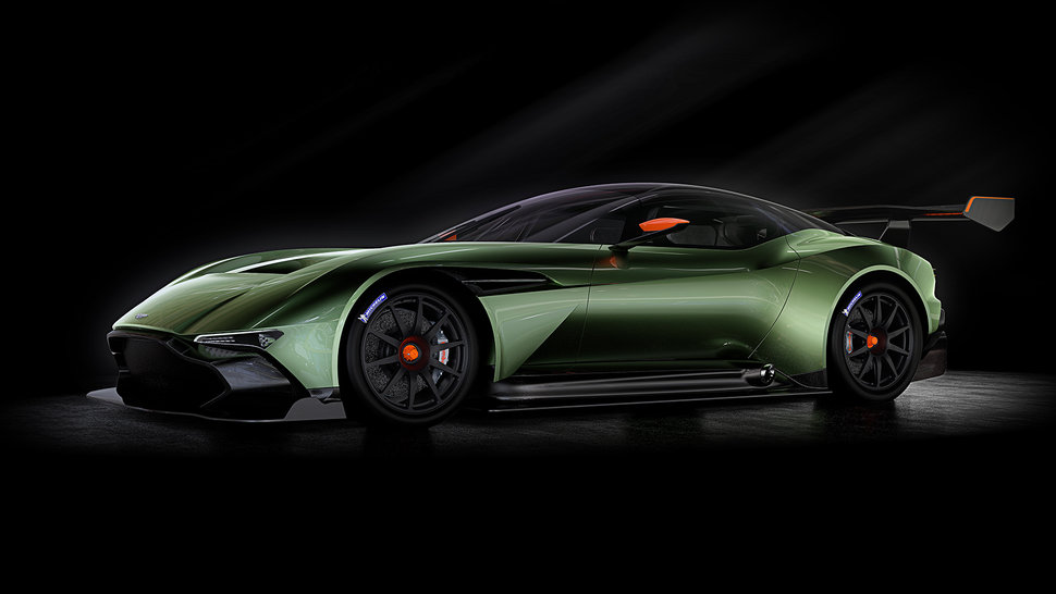 Get A Closer Look At The Astounding V Aston Martin Vulcan In - Aston martin news