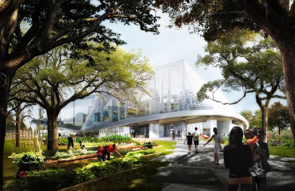 new google campus to challenge apple s spaceship office for coolest place to work image 1
