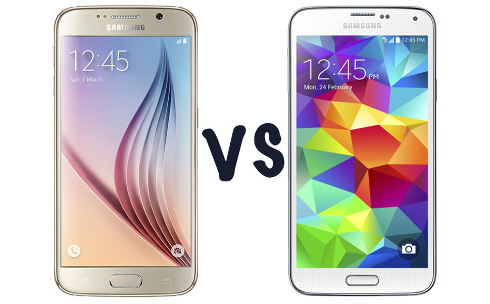 132974 Samsung Galaxy S6 Vs Samsung Galaxy S5 What S The Difference