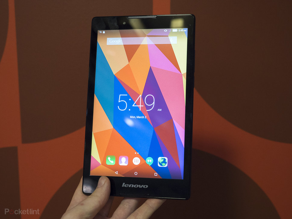 Lenovo Tab 2 A8 gets Lollipop love and a dash of Dolby Atmos (h