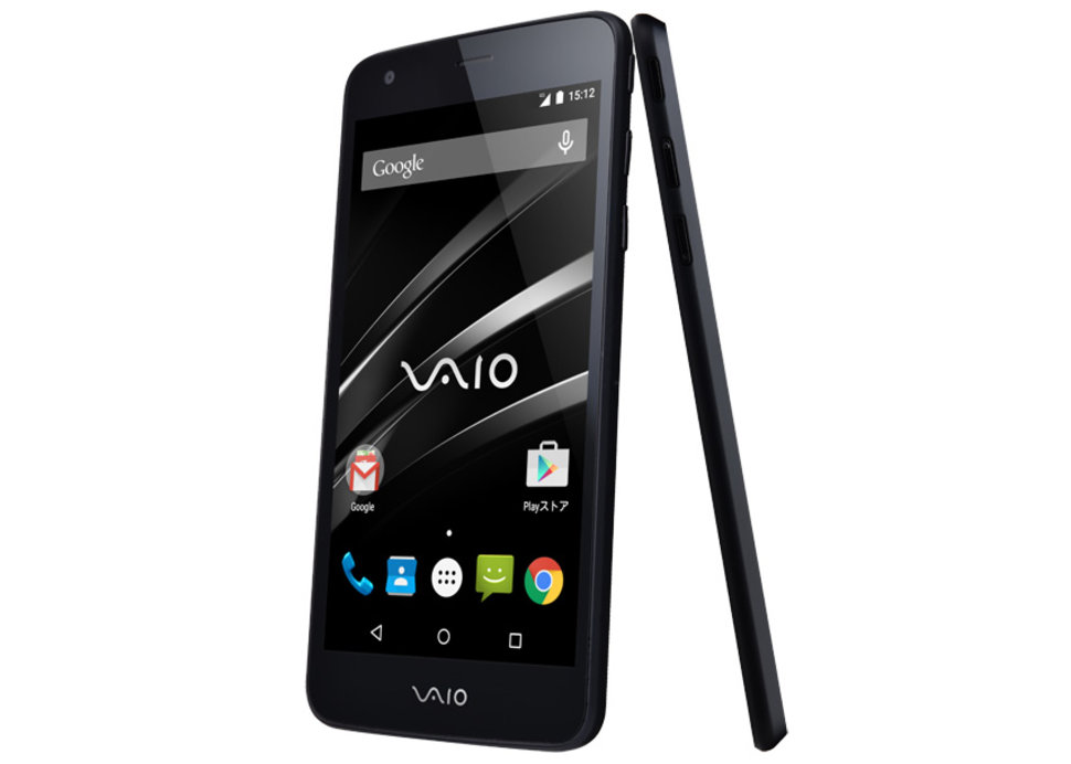 this is the first vaio phone after split from sony not really aiming for the stars image 1