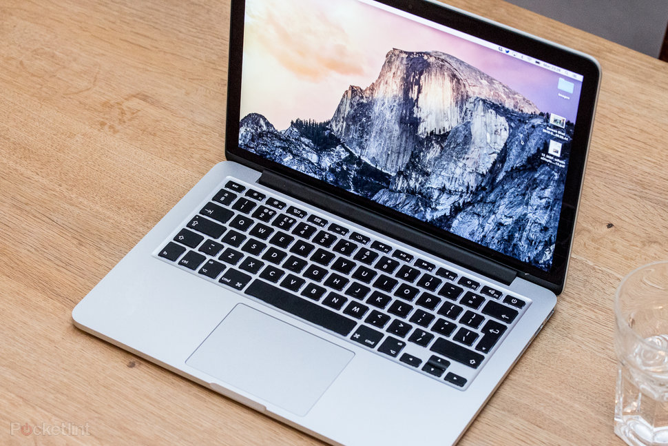 Hypermoderne MacBook Pro 13-inch with Retina display (early 2015) review: Ma VG-98