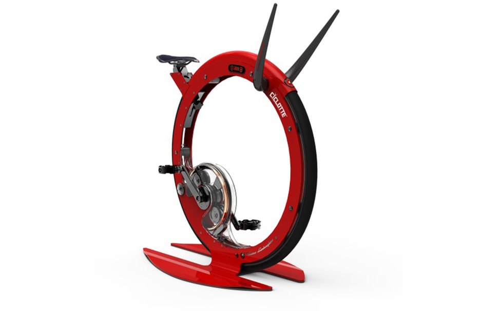 Cyclotte Tonino Lamborghini Is The Best Looking Exercise Bike