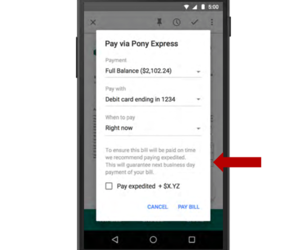 Google's Pony Express might be a new bill-pay service coming to