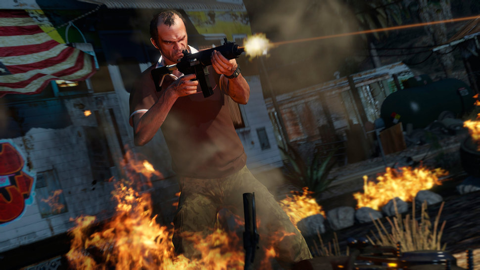 GTA 5 in glorious 4K, picture gallery: Can your PC run it? Find
