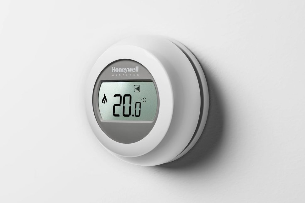 How do you hook up a honeywell thermostat