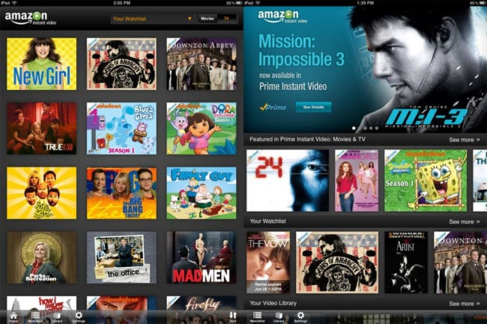 Can You Download Shows To Ipad From Amazon Prime