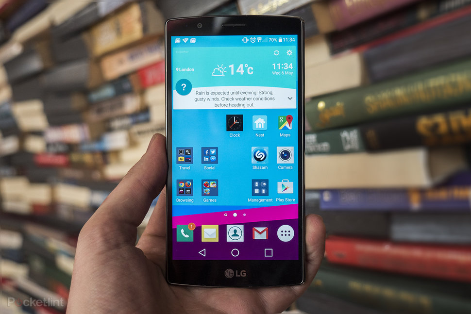 LG G4 review: A balance of phone meets phablet - Pocket-lint