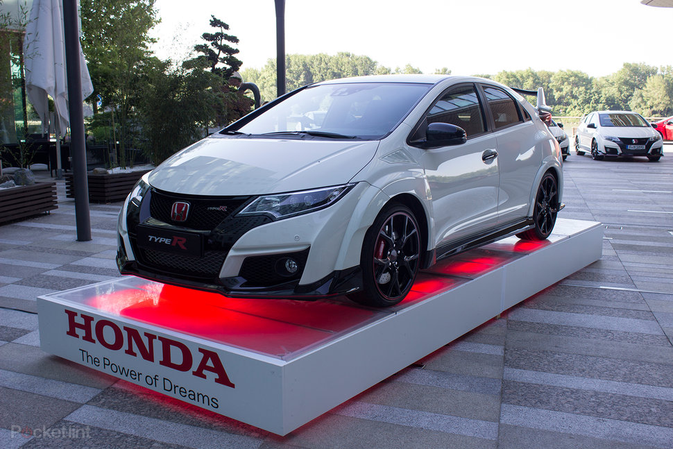Honda Civic Type R 2015 First Drive A Track Car For The Road