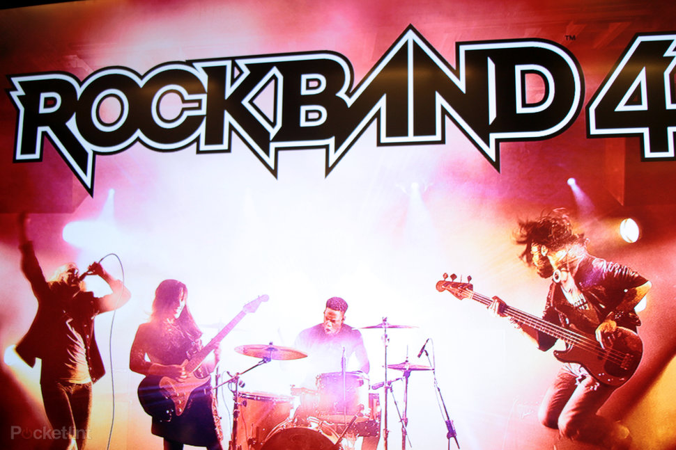 Rock Band 4 preview: Freestyle guitar solos and the new Mad Cat