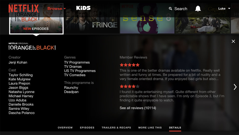 Netflix upgrades site for first time in 4 years: Here's what yo