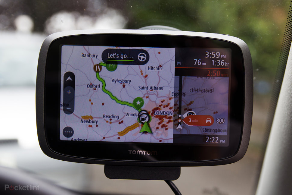 TomTom Go 510 review: Great navigation, now more connected - Po
