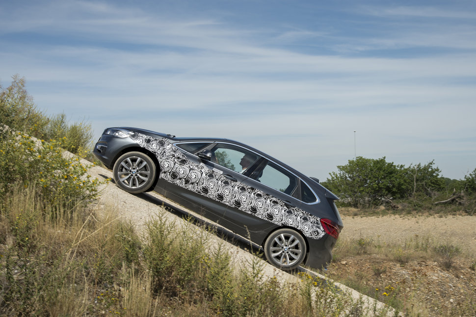 BMW 2-Series Active Tourer eDrive first drive: Plug-in baby - P
