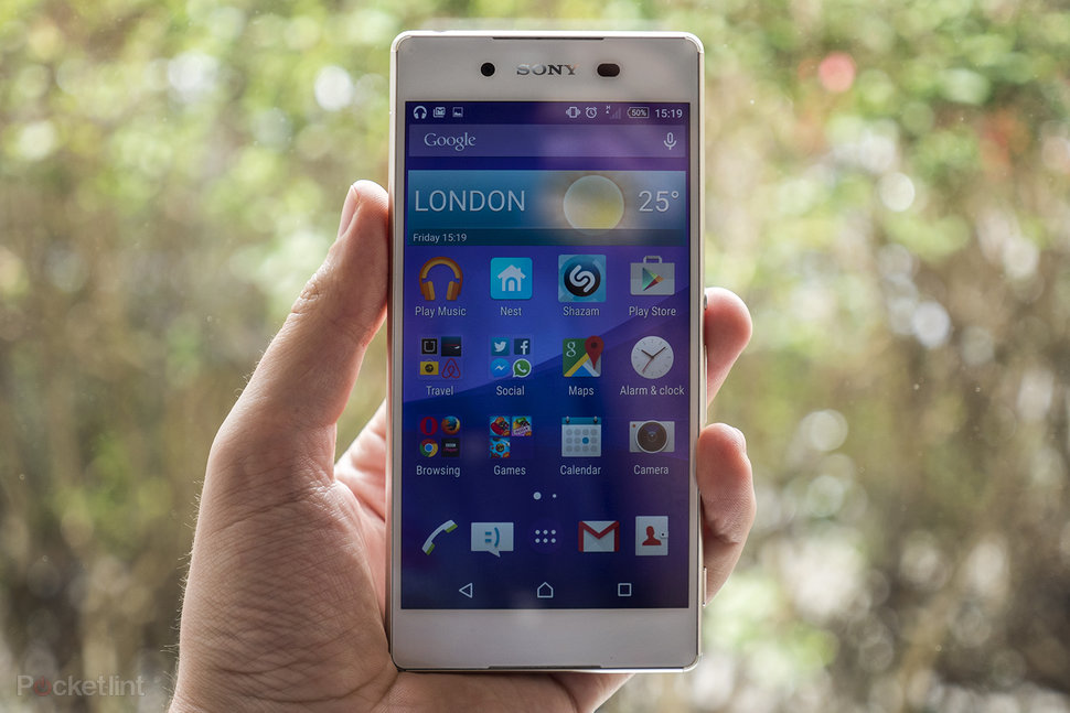 Sony xperia z3 review hot stuff literally pocket lint sony xperia z3 review image 1 malvernweather Images