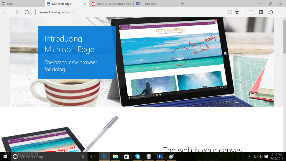 9 things you can do with Microsoft Edge you couldn't with Inter