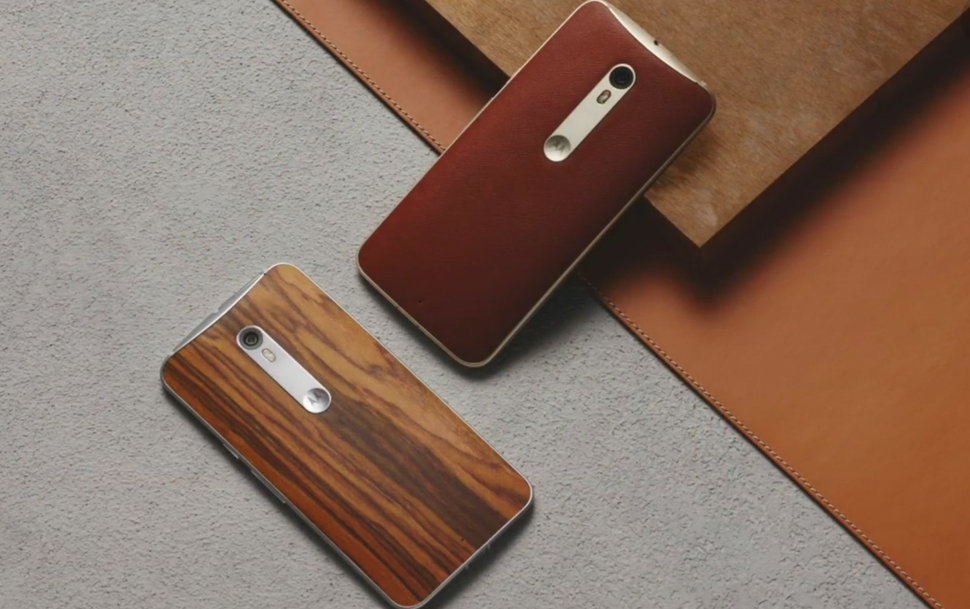moto x style is the fun and friendly surprise phone from motorola image 1