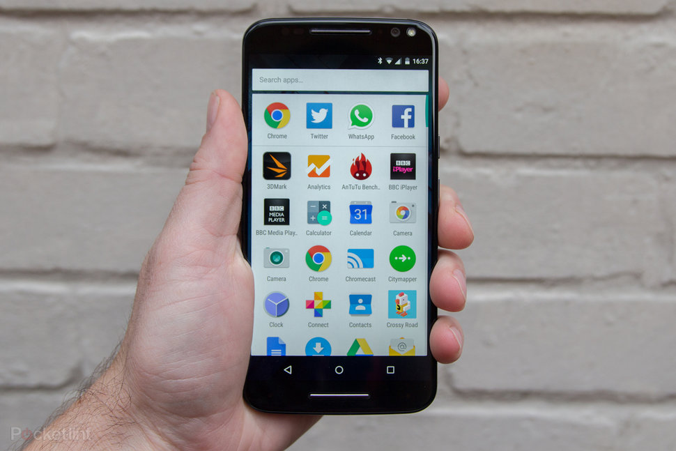 Motorola moto x style review chic but not stand out pocket lint motorola moto x style review image 1 ccuart Gallery