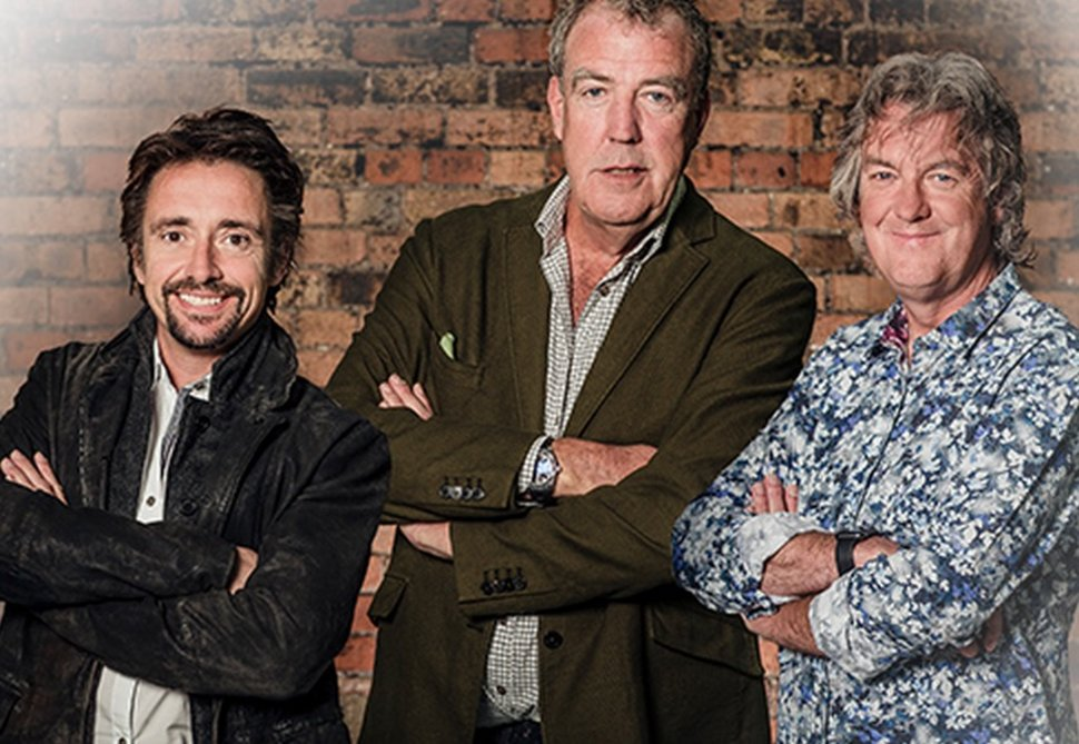 top gear 39 s hosts are back but for new car show with amazon prime pocket lint. Black Bedroom Furniture Sets. Home Design Ideas