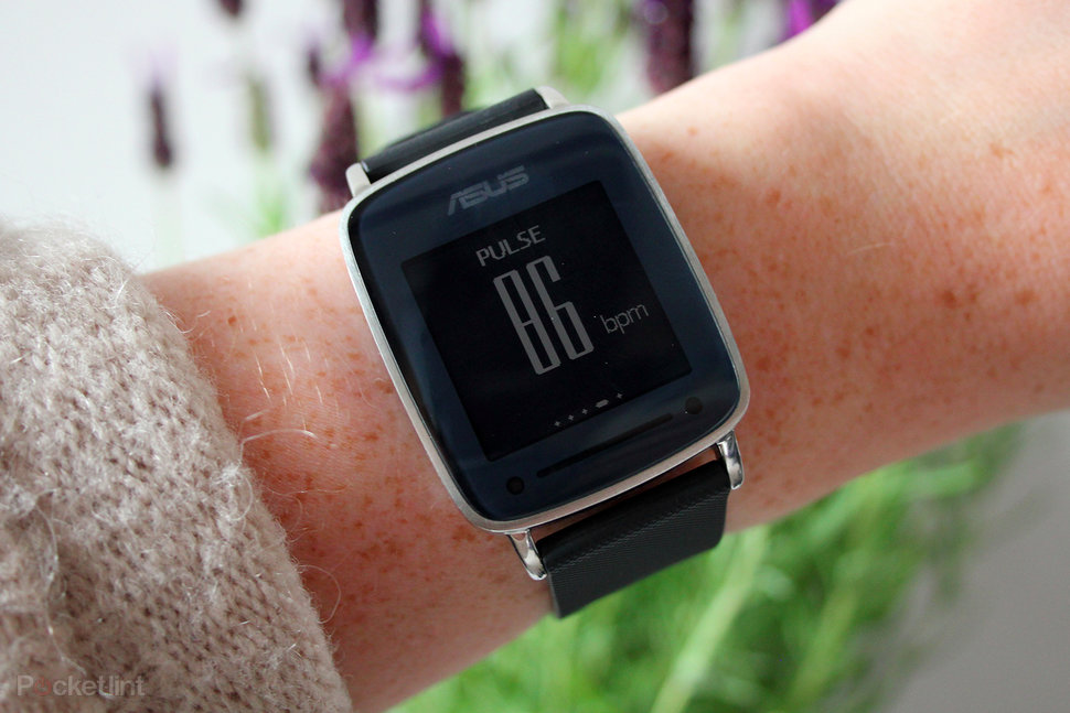 ASUS VivoWatch-Not So Smart and Pretty Imprecise [Test]