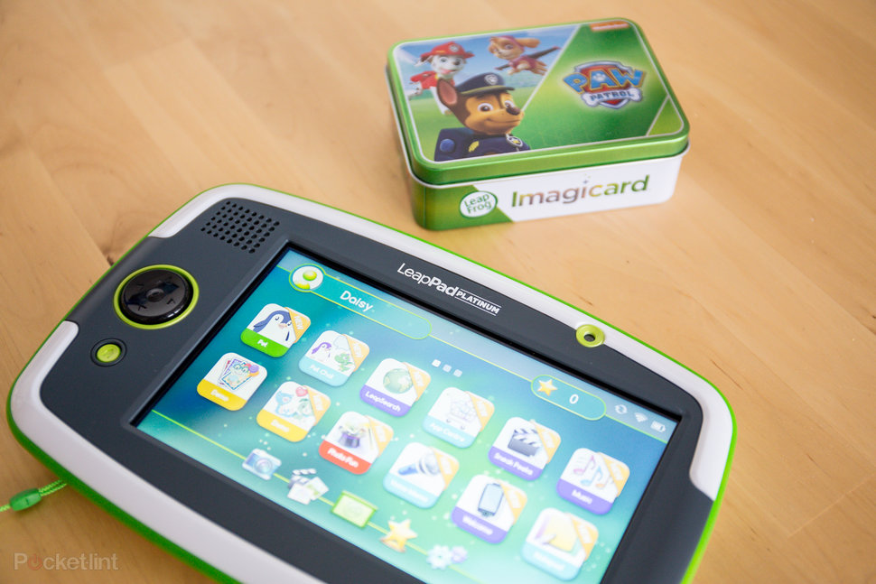 leapfrog leappad platina tablett recension bild 1