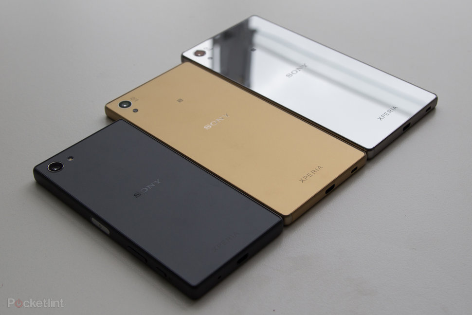 sony xperia z5. underwhelmed by the xperia z3 sony s z5 threesome will sate your smartphone desires image