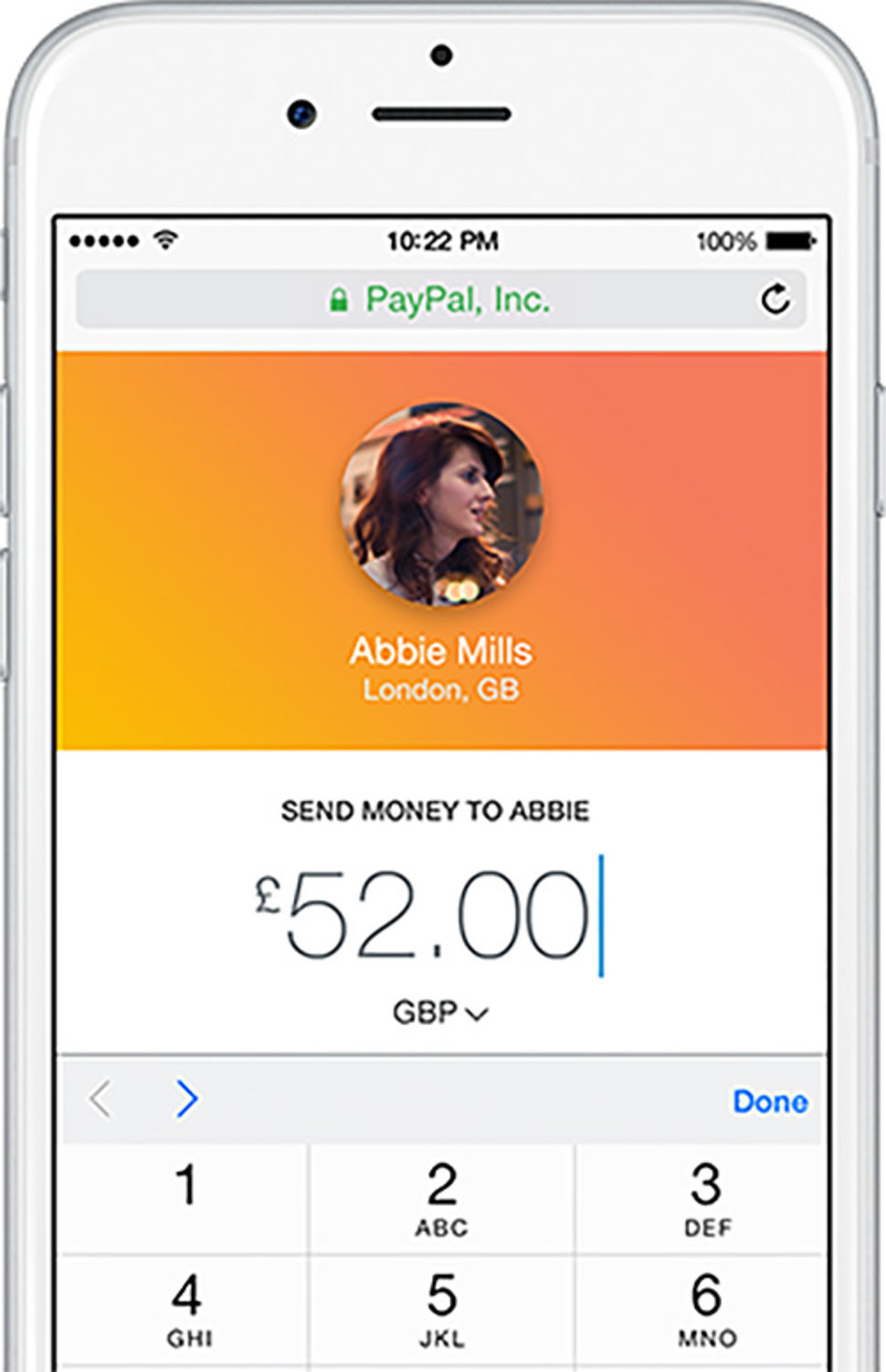PayPal me is a social way of paying friends and family, grab yo