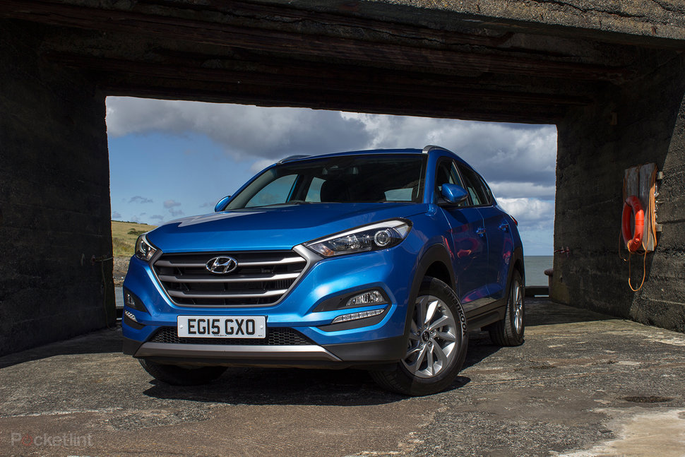 Hyundai Tucson first drive: Attractive affordable adventure with ...