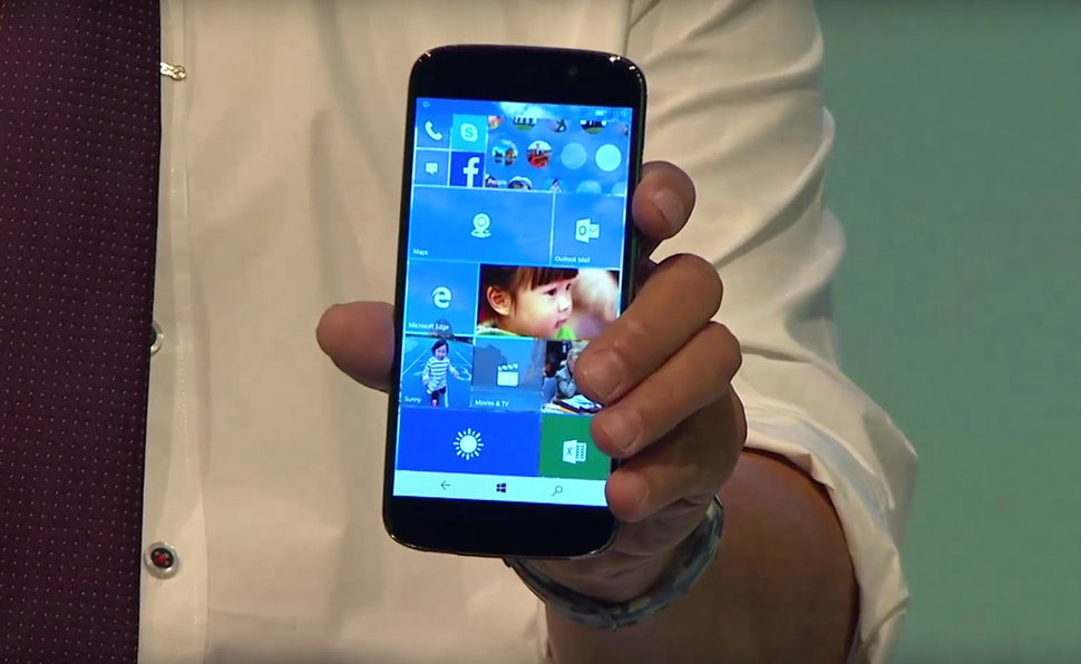 Acer Jade Primo Windows 10 phone turns into a PC when you attac
