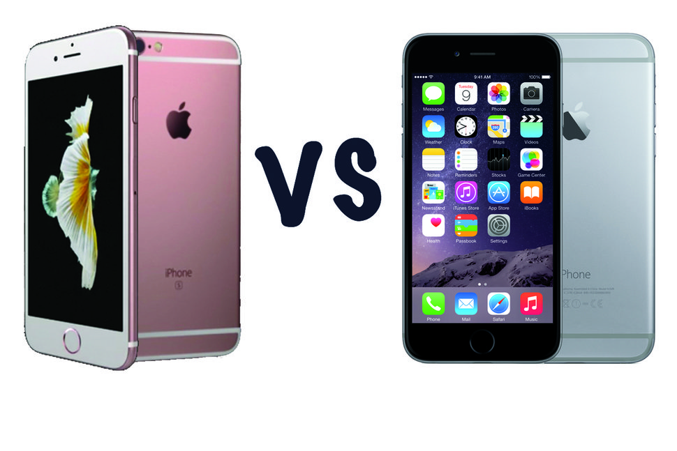 Iphone 6s vs iphone 6 камера - e