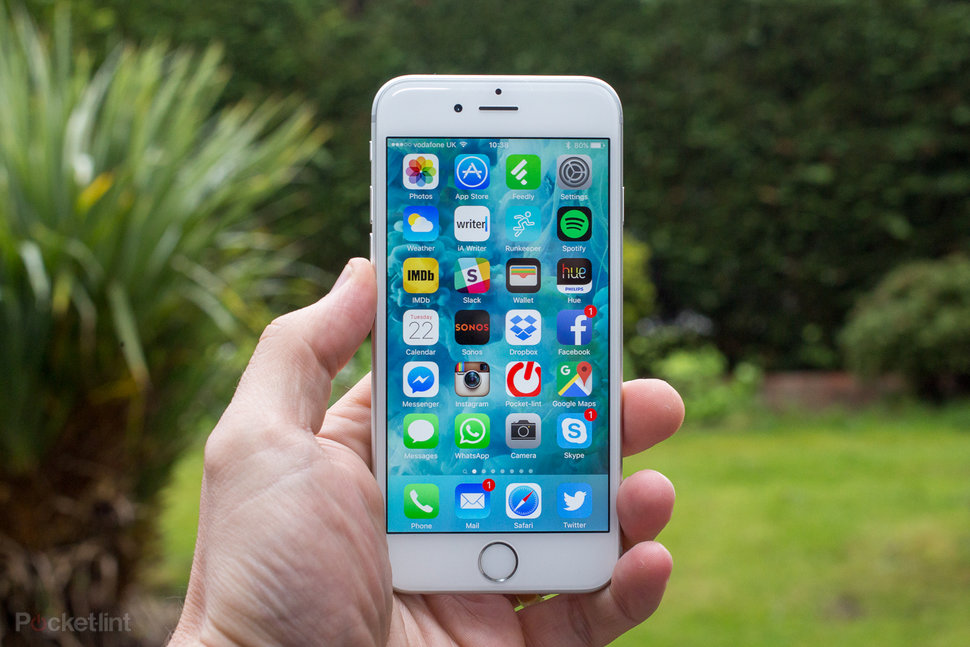 apple iphone 6s review image 1
