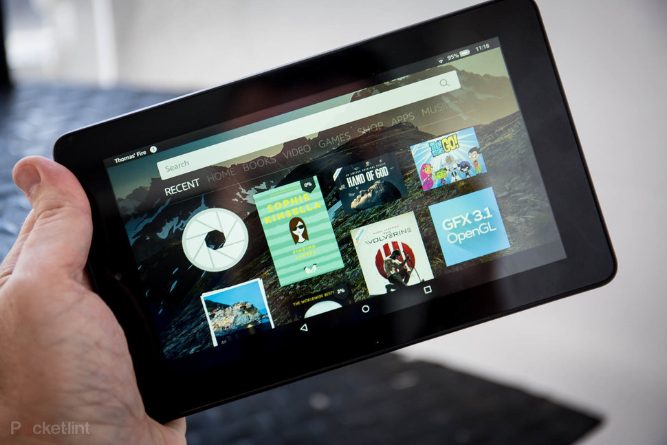 What's new in Amazon Fire OS 5 Bellini?