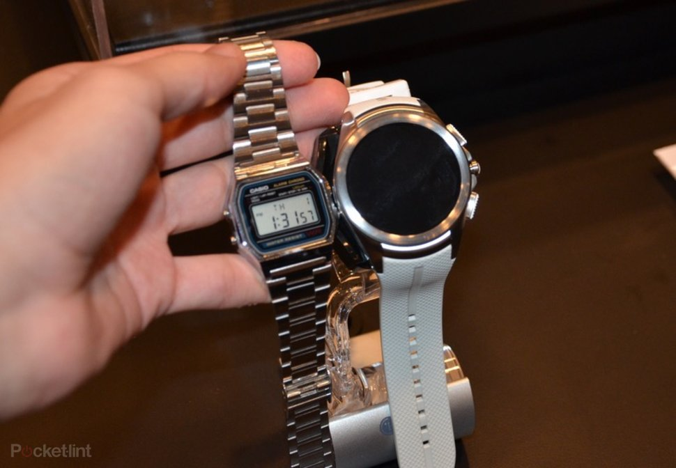 LG Watch Urbane second edition: Massive Android Wear watch with
