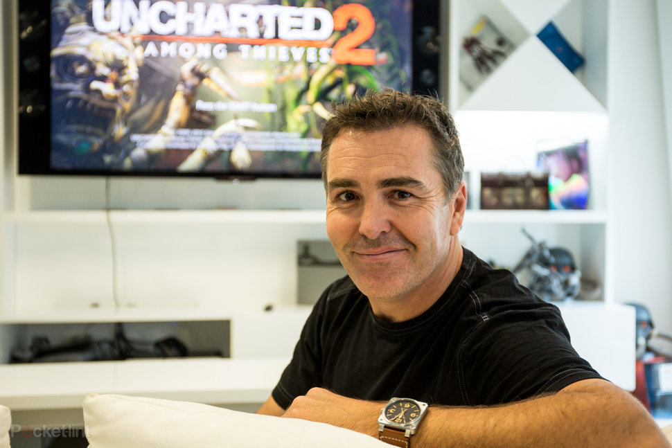 Hanging around with Nathan Drake: Pocket-lint chats to ...