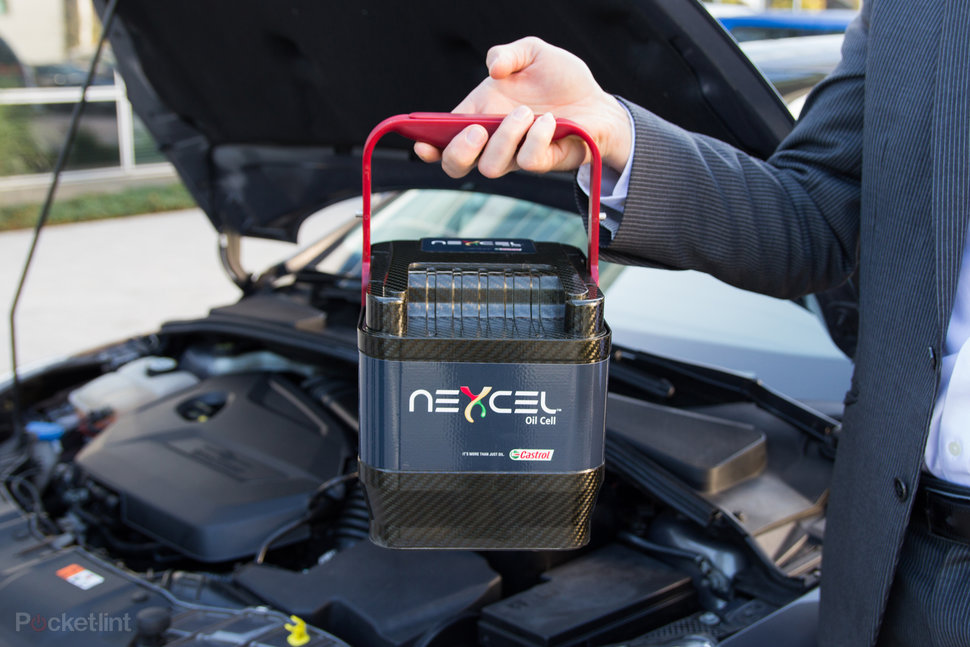 Castrol Nexcel Gives You A 90 Second Engine Oil Change Debuts