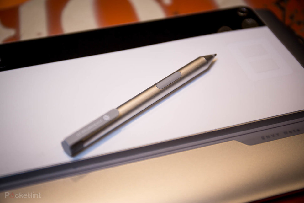 HP Envy Note 8 hands-on: 8-inch tablet with a 10-inch keyboard