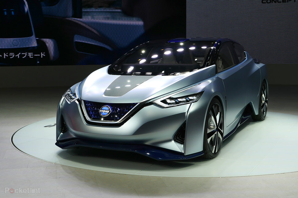 Nissan IDS concept: The driverless car of the future ...