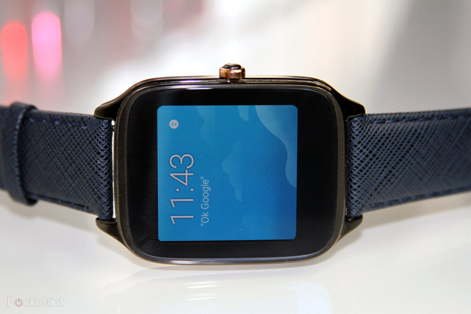 2fa1d8c7b Asus ZenWatch 2 review: Suave without the spending plan - Pocke