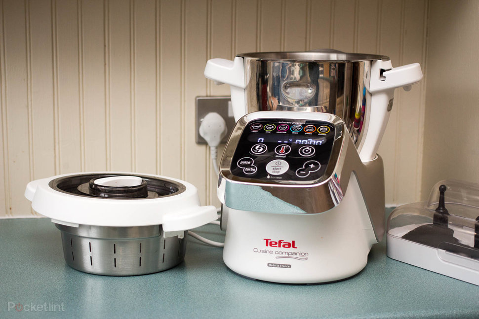 tefal cuisine companion takes on thermomix but can it. Black Bedroom Furniture Sets. Home Design Ideas