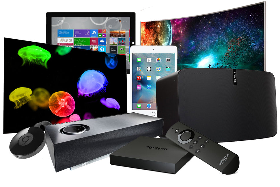 Best 8 gadgets for entertainment at home this christmas Best gadgets for home