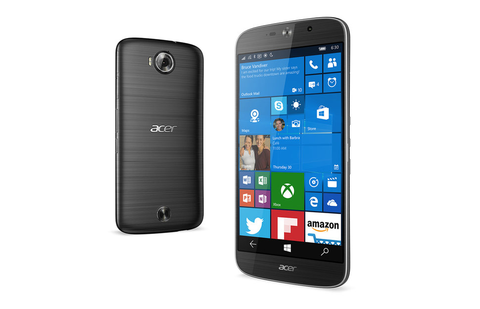 Acer at CES 2016